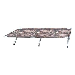 Naturmania Camo Camp Bed