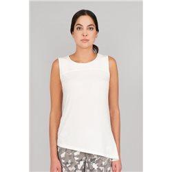 INDYGENA T-shirt Asymétrique TUNTO pour femmes