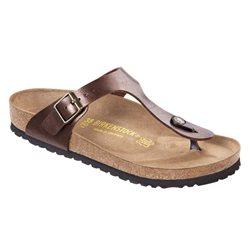 Birkenstock ARIZONA sandale unisex - Brun foncé