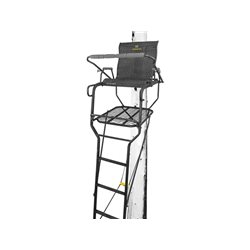 HAWK the BIG DEnali 1.5 man ladder stand 20`