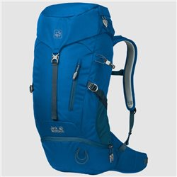 JACK WOLFSKIN ASTRO 30L PACK - rouge maroon