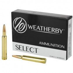 Weatherby 340 Wby Mag. 210...