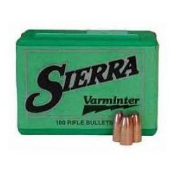Sierra Varminter .224 60 Gr HP