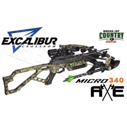 Excalibur Matrix 380 Blackout Tact Zone