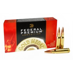 Federal Premium 338 Lapua...
