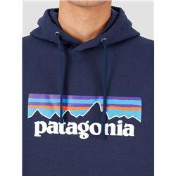 Patagonia P-6 Logo MW Full-Zip Hoody pour hommes