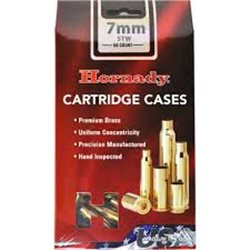 Hornady cases 7mm STW Qty 50