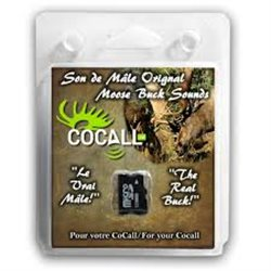 COCALL Micro SD- Moose Buck Sounds