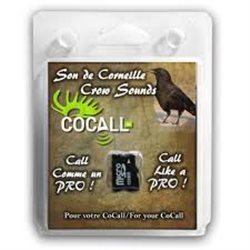 COCALL SOUND CARD- crow