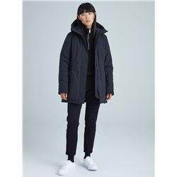 Kanuk - Manteau d'hiver Mont Royal pour femme (noir)