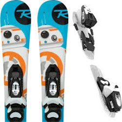 Rossignol STAR WARS baby alpine skis