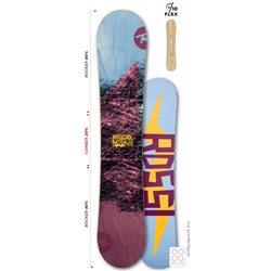 Rossignol Myth 149 cm snowboard