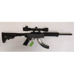 USED Remington 597 VTR 22 lr