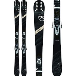 ROSSIGNOL-EXPERIENCE 76 CI Skis alpin pour femmes (XPRESS)-146