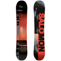 Salomon Pulse 158cm WIDE snowboard