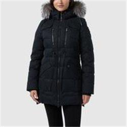 PAJAR- Manteau d'hiver QUEENS avec fourrure pour femme 2020