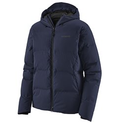 PATAGONIA MEN'S JACKSON GLACIER JACKET- NAVY BLUE
