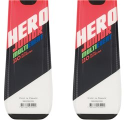 ROSSIGNOL Hero Junior+Kid X 4 B76