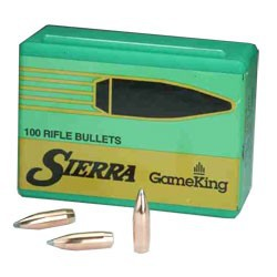 Sierra GameKing .277 140 gr HPBT