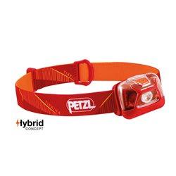 Petzl Tikkina Red Head Lamp 250 lumens