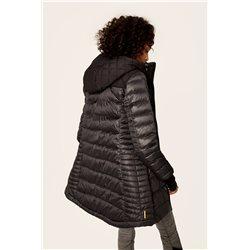 LOLË Manteau d`hiver Faith noir pour femme