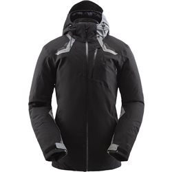 SPYDER LEADER GTX BLACK ski jacket for men