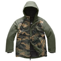 BRIANNA INSULATED JACKET FOR KIDS
