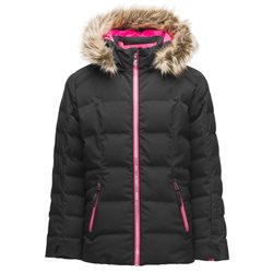 SPYDER GIRL ATLAS SYNTHETIC DOWN JACKET