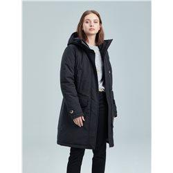 Kanuk BELLA 58D winter coat for women with fur collar