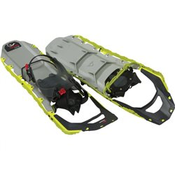 MSR Revo Explorer M25 inch snowshoes for MEN - chartreuse