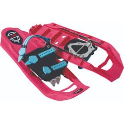 MSR EVO ASCENT SNOWSHOES 22 inch Stone Grey