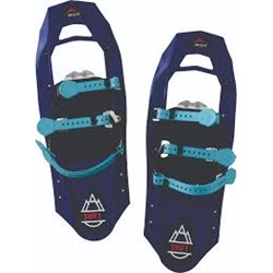 MSR SHIFT SNOWSHOES youth 19 inch Tron Bleu