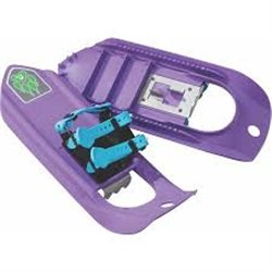 "MSR TYKER snowshoes youth 17"" purple power"