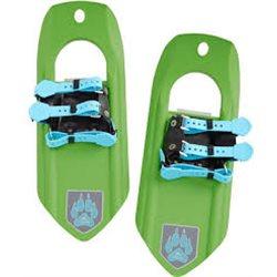 MSR TYKER CHILDREN'S SNOWSHOES 17 inch Dyno Green
