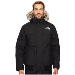 TNF MENS GOTHAM JACKET III - BLACK