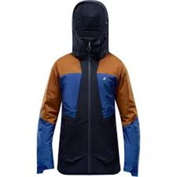 Orage COMOX King Blue Ski Jacket for Kids