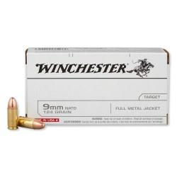 Winchester USA 9mmx19 124...