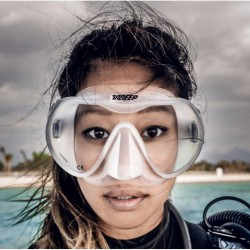 XDEEP  SCUBA DIVING MASK CLEAR