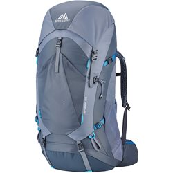 Gregory AMBER 65L backpack - Arctic Grey