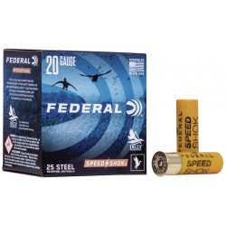 Federal Speed Shok 20 Ga 3'' 2