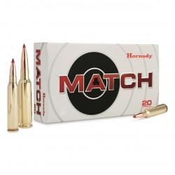 Hornady Match 6.5 Creedmoor...