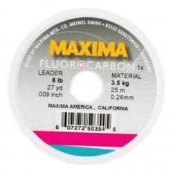 Maxima fil fluorocarbon...