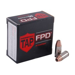 Hornady 9mmx19 124 gr TAP FPD