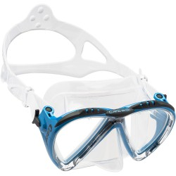 Cressi Lince Mask Clear Blue