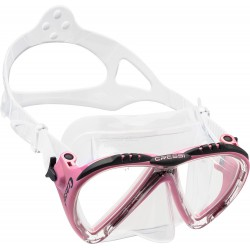 Cressi Lince Mask Clear Pink
