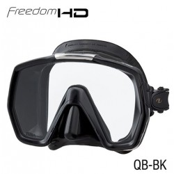 Tusa Mask Freedom HD Black