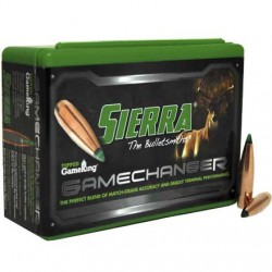 Sierra Gamechanger .308 165 Gr TGK
