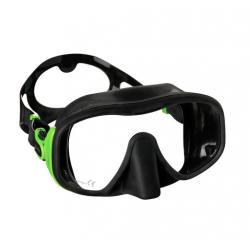 Masque Mares Juno Noir et Vert