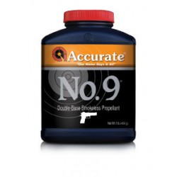Accurate Powder No.9 1lb