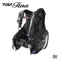 TUSA Tina Ladies BCJS Black...